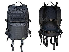 Тактический рюкзак Tramp Squad 35 л. black. Рюкзак для охоты. Тактический рюкзак. военный рюкзак