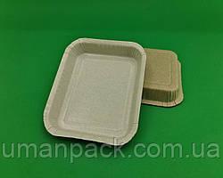 Паперовий лоток 115*140мм(144) білий ЛАМІНАТ (100 шт)
