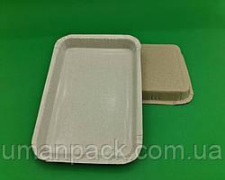 Паперовий лоток 150*215мм(220) білий ЛАМІНАТ (100 шт)