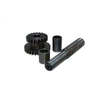 Вал реверсу в зборі КПП м/б 175N/180N (Z1-26 Z2-20, 7/9Hp)