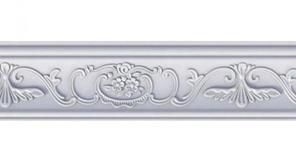 Плинтус потолочный Оptima Decor 709 2 м 53*53 мм