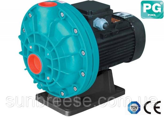 Насос PG PUMPEX-JET для водопада и массажных устройств, 30-32м3 / ч, 220В, 2,24кВт, 3HP