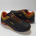 Кросівки Adidas р. 45 шкіряні Харків темно-сині, фото 3