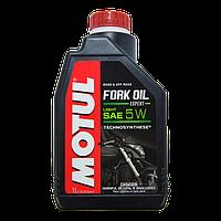 Масло MTul Fork Oil Expert Light SAE 5W 1 л