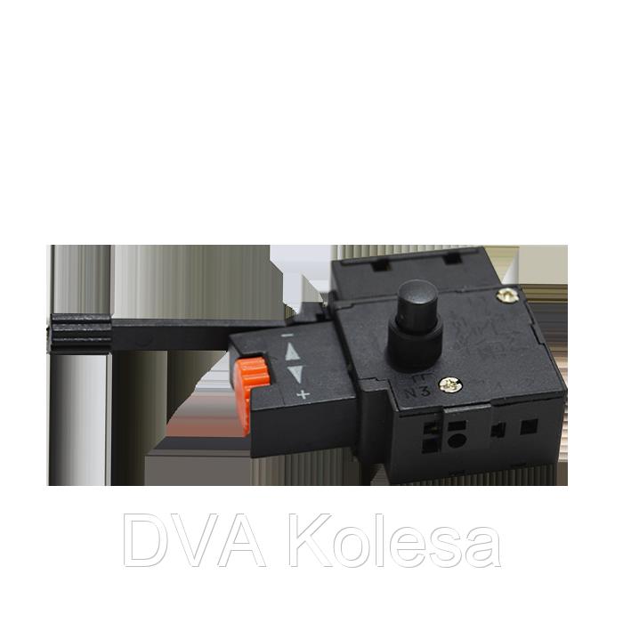 Кнопка для дрилі 6 А з реверсом 8882 (6A)