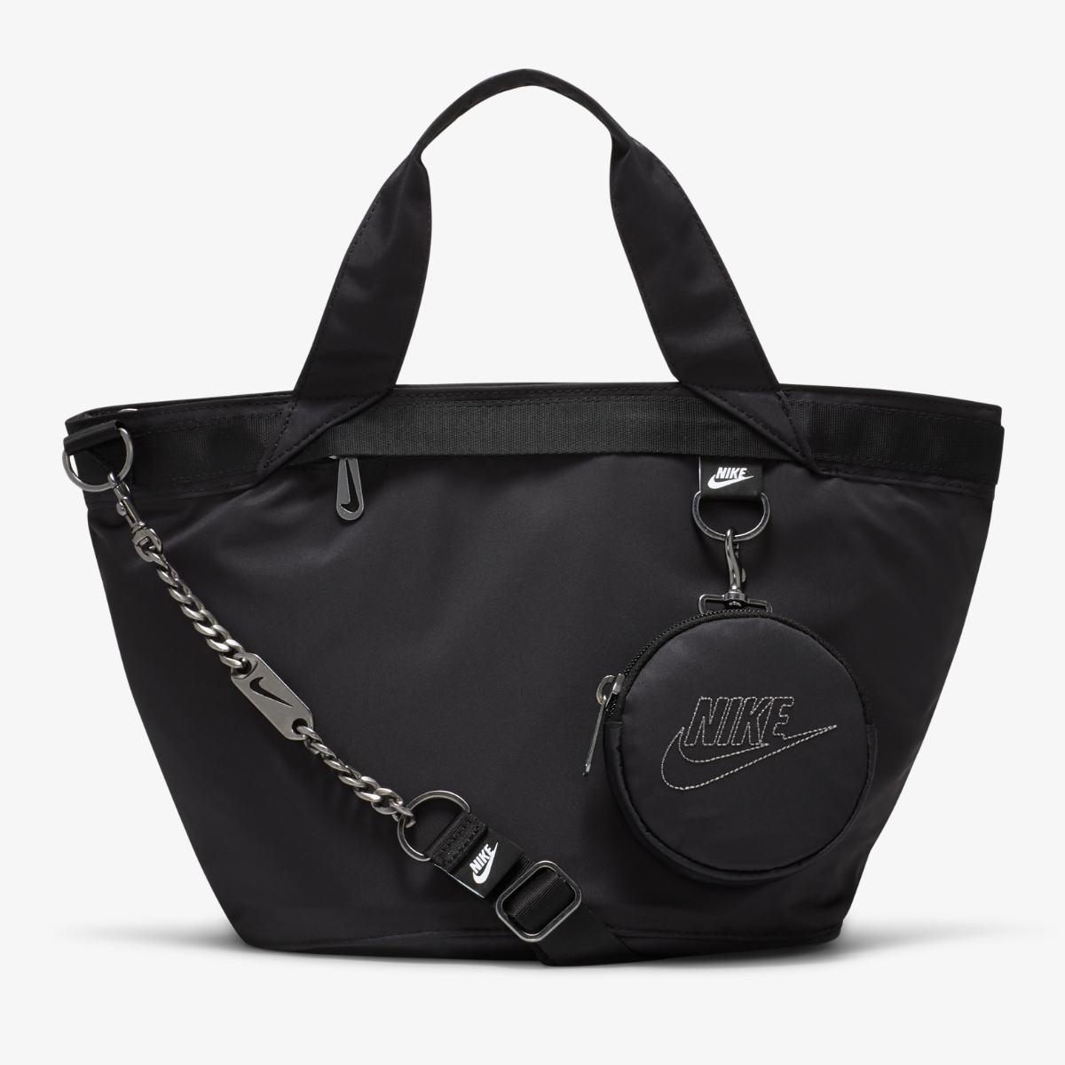 Сумка жіноча Nike NSW Futura Luxe Tote CW9303-010 Чорний (194956623410)