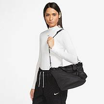 Сумка жіноча Nike NSW Futura Luxe Tote CW9303-010 Чорний (194956623410), фото 3