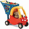Дитячий візок для продуктів з коляскою для ляльок Little Tikes для дітей