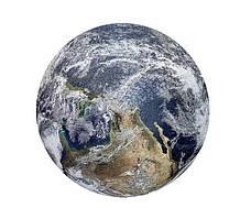 Круглые пазлы Земля на 1000 элементов