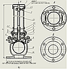 PGP-С.01-3 Пожарный гидрант подземный PN 10 H-1500