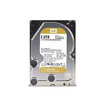 HDD SATA 2.0 TB WD Gold 7200rpm 128MB (WD2005FBYZ)