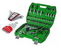 Набор инструментов 94 ед. Intertool ET-6094sp+Набор ключей комбинированных 12ед. + Набор ударных отверток 6 шт