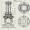 PGP-С. 01-3 Пожежний гідрант підземний PN 10 H-3250