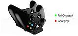Док-станция DOBE + 2 аккумулятора для геймпадов Xbox One (S/X) TYX-532, фото 4