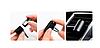 Авто освежитель воздуха, пахучка Baseus Little Fatty in vehicle Black черный, фото 6