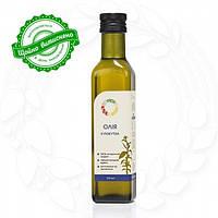 Кунжутное сыродавленное масло в бутылке