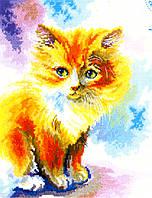 RTO Набор для вышивания Солнечный котенок
