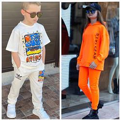 ДЕТСКАЯ модная одежда(школа+повседневное)