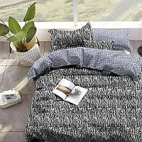 Семейный набор хлопкового постельного белья из Бязи Черешенка Gold 151416AB, КОД: 2396425
