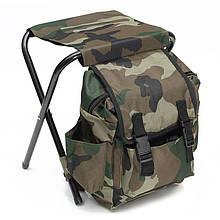 Рюкзак туристический со стулом (Хаки), Корневая группа