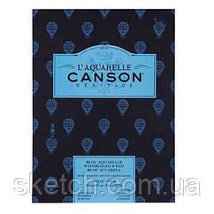 Альбом для акварелі грубе зерно Canson Heritage, 300гр, 21х31см, 12л.