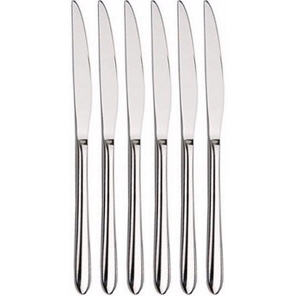 Набір столових ножів Megane в коробці 6 шт Lessner 61437