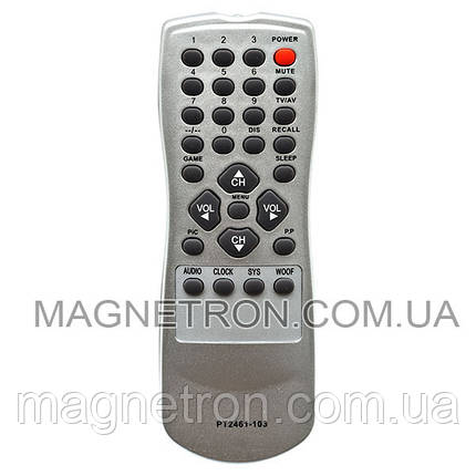 Пульт ДУ для телевизора ic Orion PT2461-103, фото 2