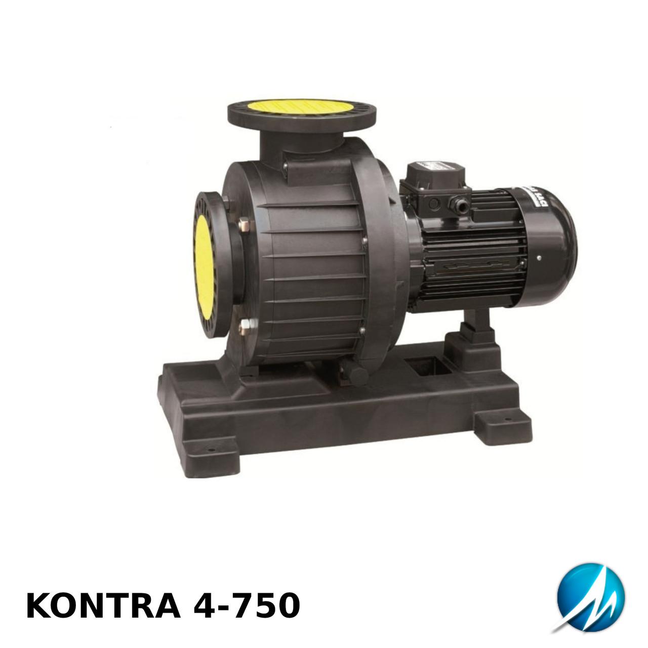 Насос Saci KONTRA 4-750 (400 В, 107.0 м3/год), без передфільтру