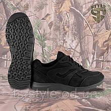 Кросівки трекінгові PANTHERA чорні кордура