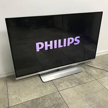 Телевизор б/у Philips 42PFL6877T/12.WiFi, 3D, Smart TV, Full HD 1920x1080 в идеальном состоянии