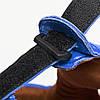 Боксерський шолом для змагань Leone Contest Blue L, фото 2