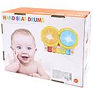 Музыкальная игрушка барабан с пианино, фото 3