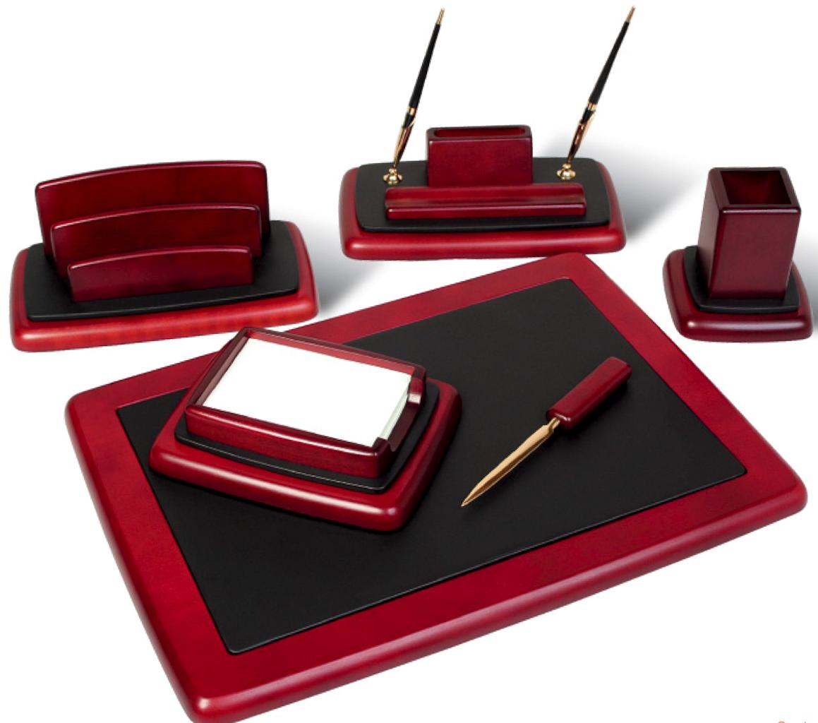 Настольный набор для офиса (6 предметов)