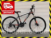 Спортивный велосипед Топ Райдер 19 рама 29 дюймов колеса К611 оранжевый