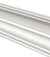 Потолочный плинтус Premium Decor PO75 2000x30x75 мм