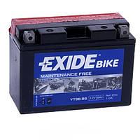 Мото аккумулятор Exide YT9B-BS