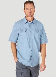 Рубашка джинсовая Wrangler - Legendary Wash