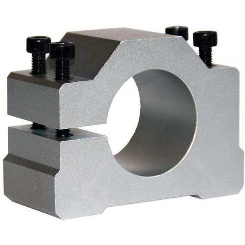 Кронштейн, хомут, затискач, кріплення для шпинделя (двигун, мотор 775) гравірувального верстата 42 мм