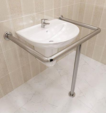 Каталог поручней санитарных в санузел, в ванную и в душ