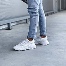 Чоловічі кросівки Adidas Ozweego рефлективні, кросівки адідас озвиго, фото 2