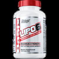 Nutrex Lipo 6 Maximum Strength 120 liquid caps