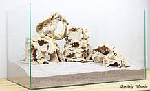 Композиція з кенійського каменю ручної роботи (від 80л)