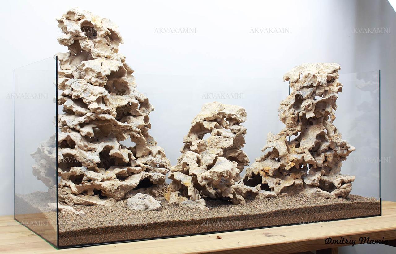 Композиция из кенийского камня ручной работы (от 200л)
