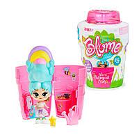 Игровой набор с куклой BLUME  - СЮРПРИЗ В ГОРШОЧКЕ (в дисплее, в ассортименте), 02254
