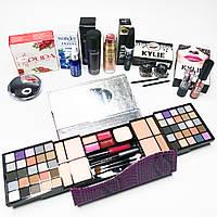 Набор декоративной косметики MAXI (палетка , тени, тушь, мейкап, макияж, makeup)