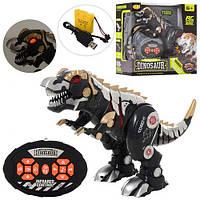 Детская радиоуправляемая интерактивная игрушка робот Динозавр SS858