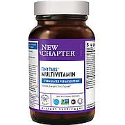 Полный Органический Мультивитаминный Комплекс, New Chapter, 192 таблетки