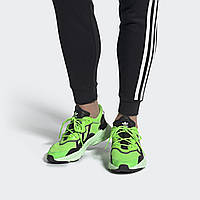 Кроссовки Adidas OZWEEGO EE7008 Адидас Оригинальные Мужские Зеленые Для Спорта