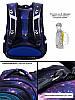 Рюкзак ортопедический школьный для мальчика в 1-4 класс с 3Д рисунком Космос SkyName R2-180, фото 5