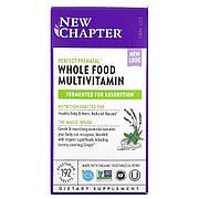 Мультивитамины для Беременных, Perfect Prenatal, New Chapter, 192 таблетки